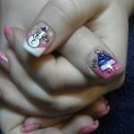Acrylfingernägel