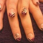 Elegante Fingernägel