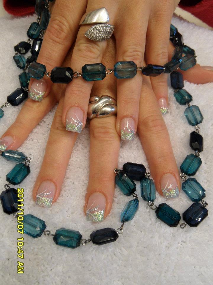 Finger Nagel Foto