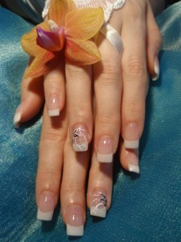 Finger Nails 1